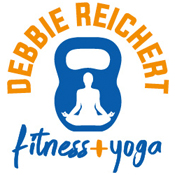 Debbie Reichert Fitness and Yoga Logo