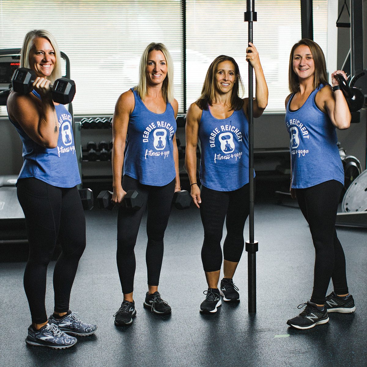 Personal Training and Small Group Training with Debbie Reichert